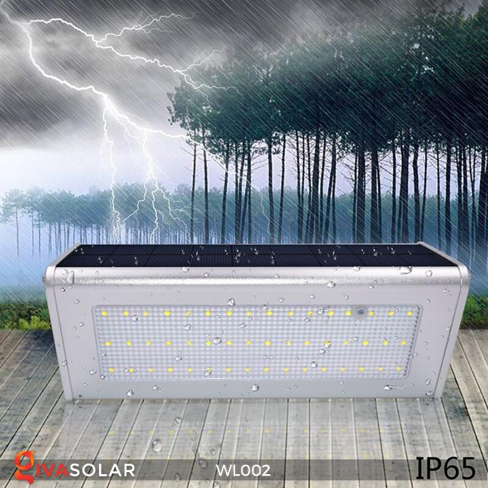 Đèn Led ốp tường năng lượng mặt trời WL002 3
