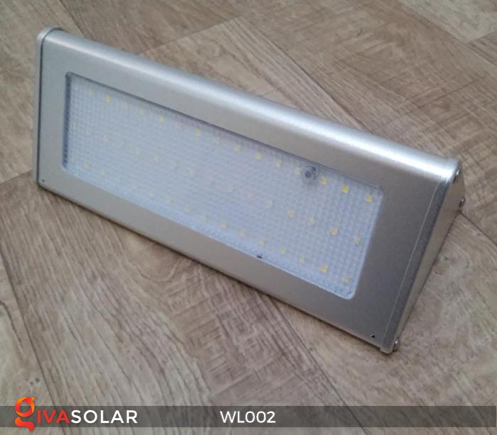 Đèn Led ốp tường năng lượng mặt trời WL002 8