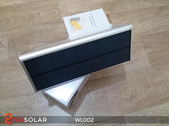Đèn Led ốp tường năng lượng mặt trời WL002 9