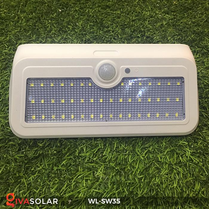 Đèn LED treo tường năng lượng mặt trời WL-SW35 1