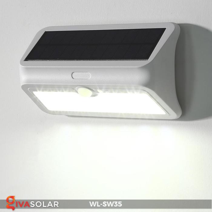 Đèn LED treo tường năng lượng mặt trời WL-SW35 15