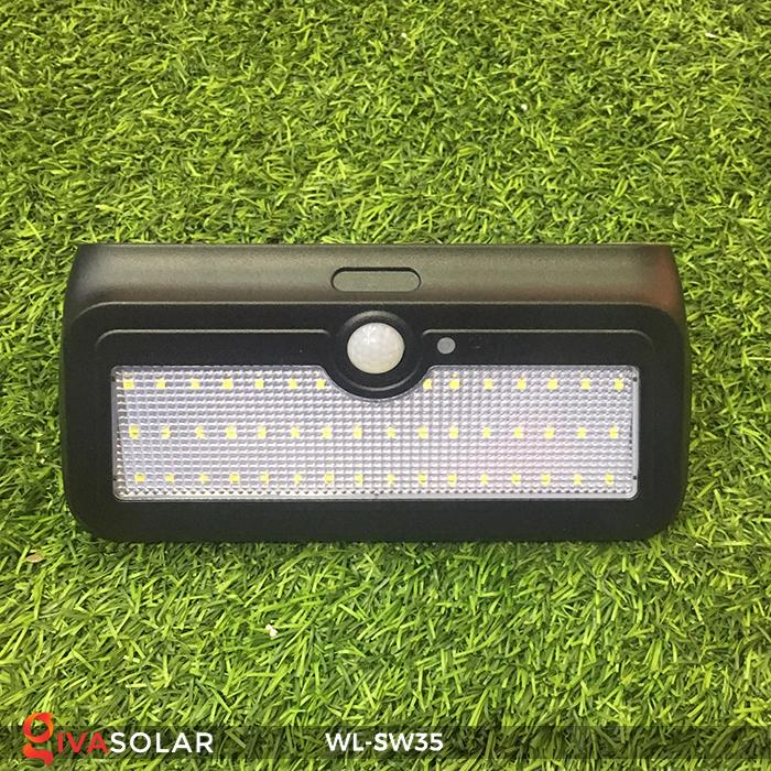 Đèn LED treo tường năng lượng mặt trời WL-SW35 6