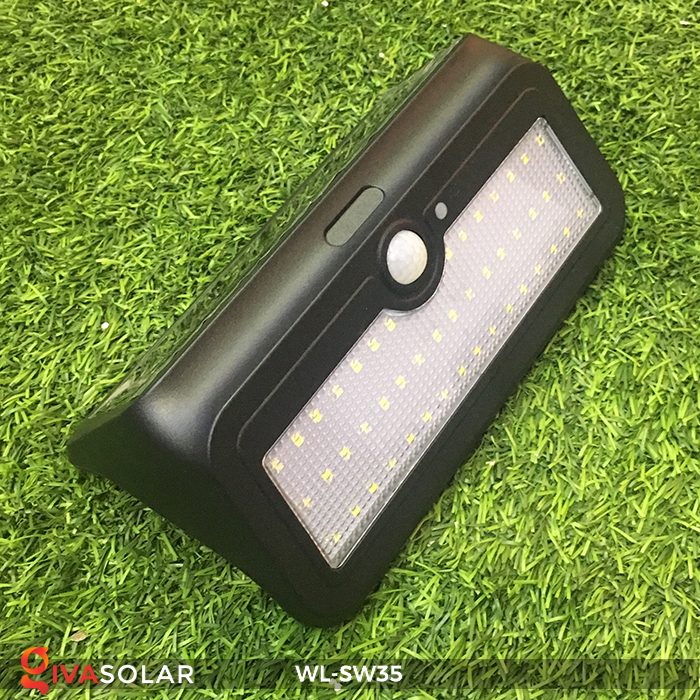 Đèn LED treo tường năng lượng mặt trời WL-SW35 8