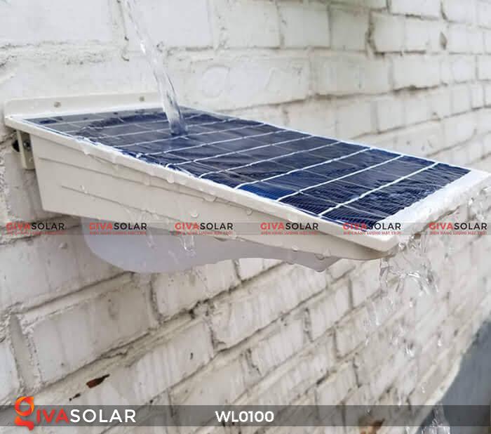 Đèn LED treo tường năng lượng mặt trời WL0100 16
