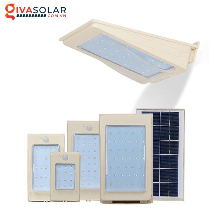 Đèn LED treo tường năng lượng mặt trời WL0100