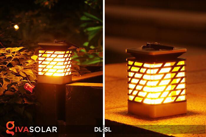 Đèn lồng treo năng lượng mặt trời DL-SL 1