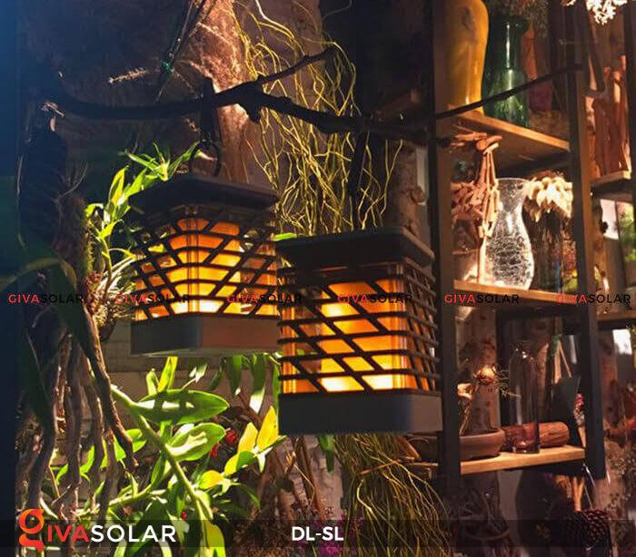 Đèn lồng treo năng lượng mặt trời DL-SL 2