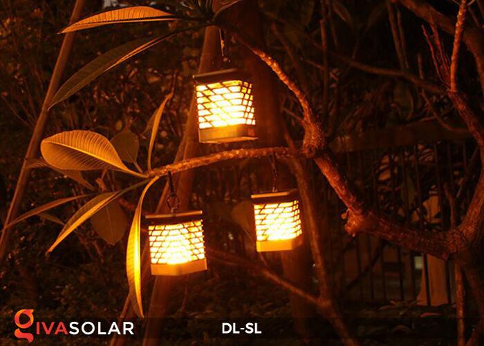 Đèn lồng treo năng lượng mặt trời DL-SL 3