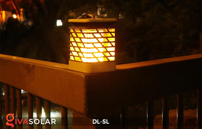 Đèn lồng treo năng lượng mặt trời DL-SL 4
