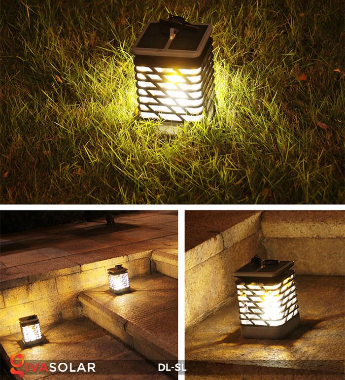 Đèn lồng treo năng lượng mặt trời DL-SL 5