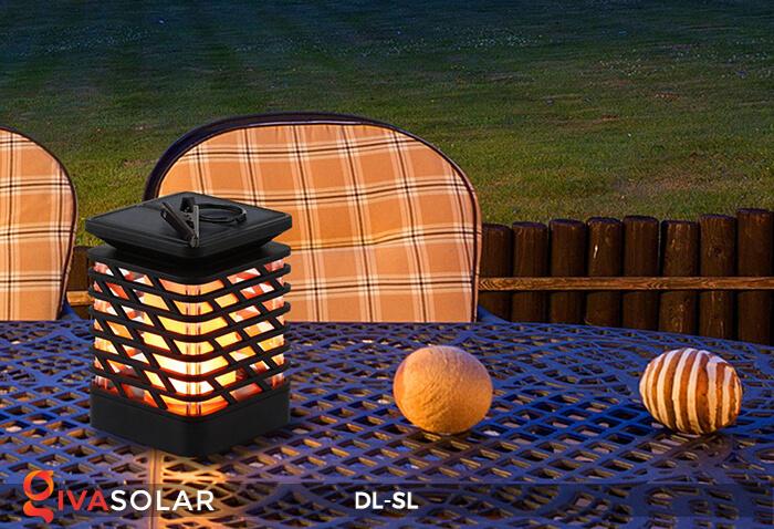 Đèn lồng treo năng lượng mặt trời DL-SL 9
