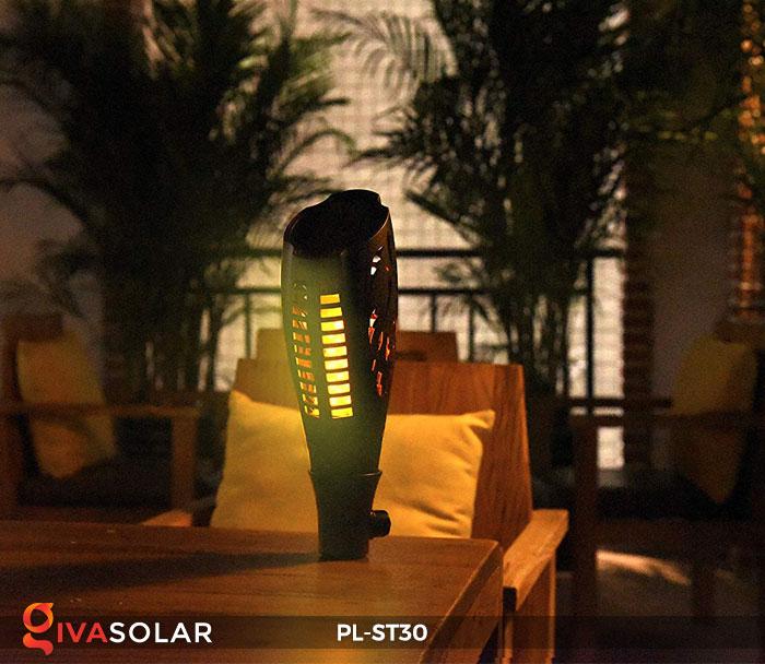 Đèn ngọn đuốc năng lượng mặt trời PL-ST30 14