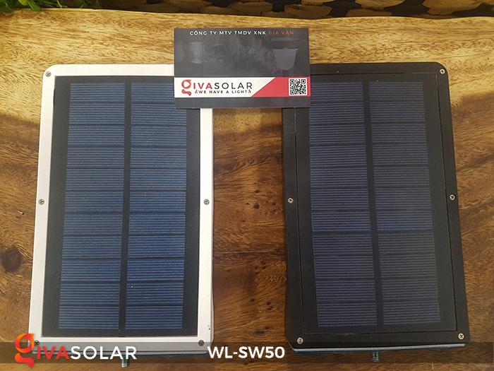 Đèn năng lượng mặt trời treo tường WL-SW50 2