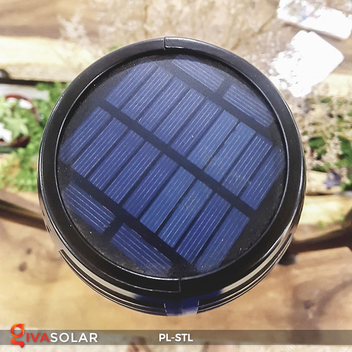 đèn hiệu ứng ngọn lửa năng lượng mặt trời pl-stl 16