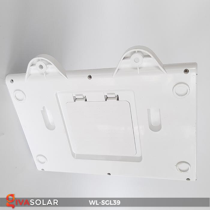 Đèn ốp tường năng lượng mặt trời WL-SGL39 12