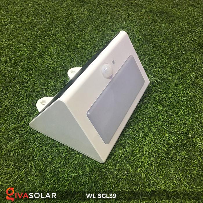 Đèn ốp tường năng lượng mặt trời WL-SGL39 2