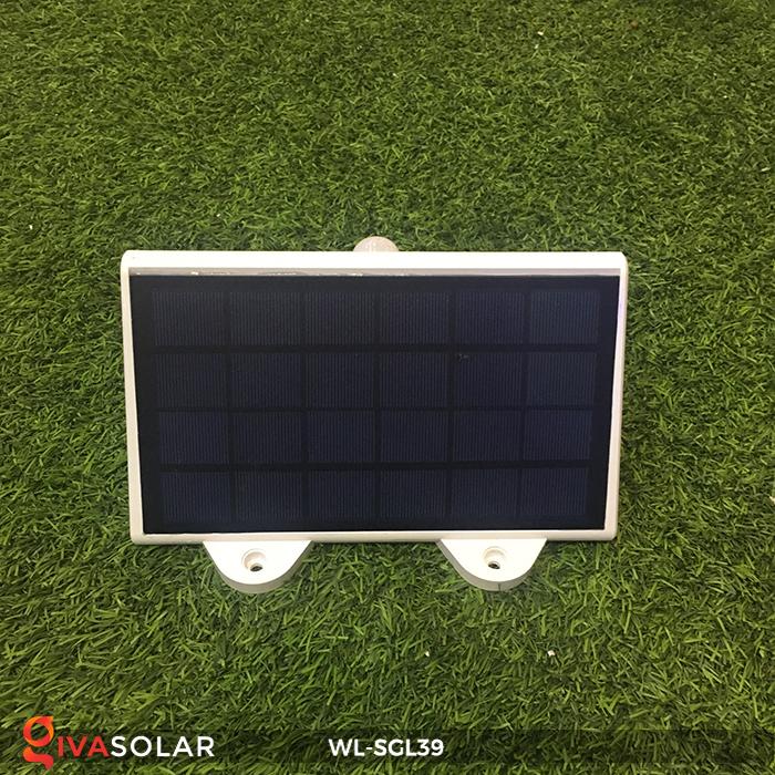 Đèn ốp tường năng lượng mặt trời WL-SGL39 5