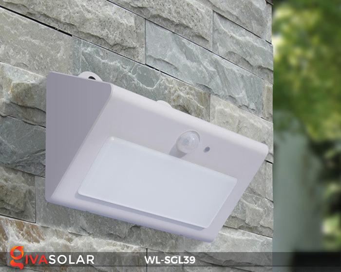 Đèn ốp tường năng lượng mặt trời WL-SGL39 8