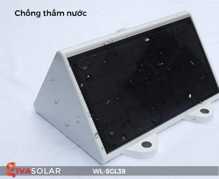 Đèn ốp tường năng lượng mặt trời WL-SGL39 9