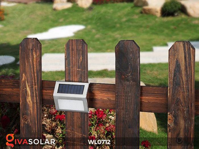 Đèn ốp tường năng lượng mặt trời WL0712 13