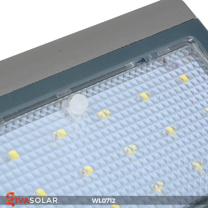 Đèn ốp tường năng lượng mặt trời WL0712 7