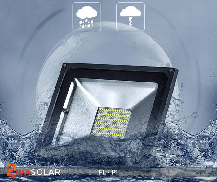 Đèn LED pha năng lượng mặt trời FL-P1 13