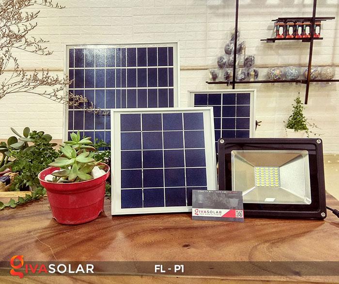Đèn LED pha năng lượng mặt trời FL-P1 4