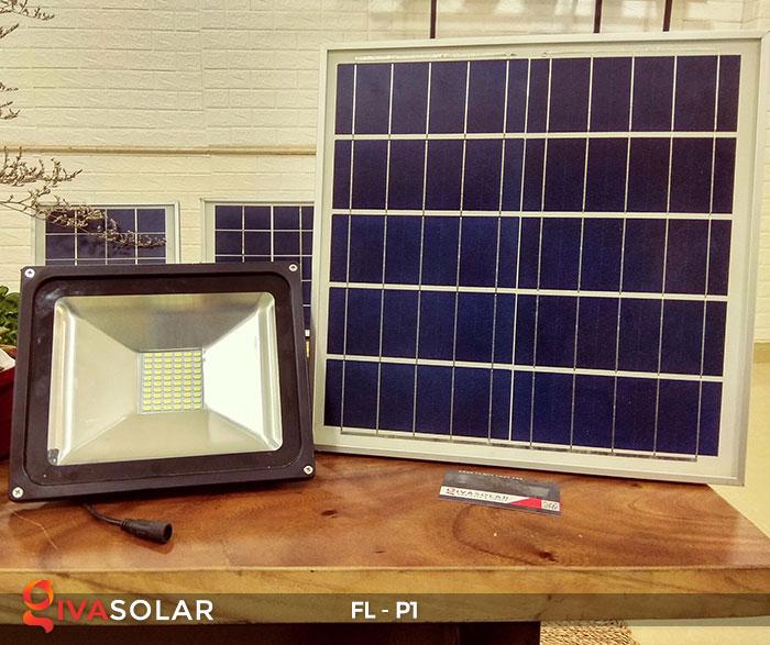 Đèn LED pha năng lượng mặt trời FL-P1 5