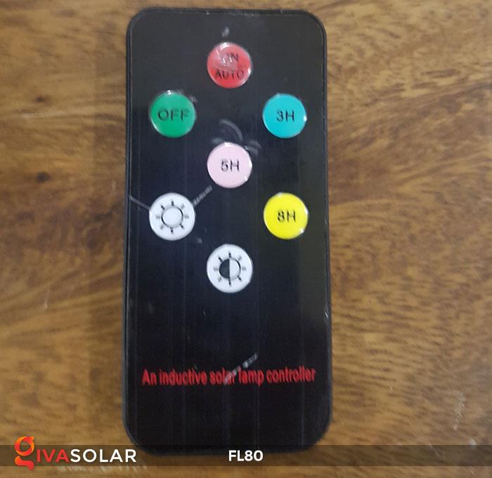 Đèn pha năng lượng mặt trời GV-FL80 80w 13