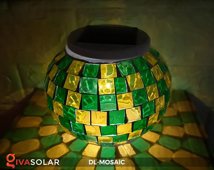 Đèn trang trí năng lượng mặt trời MOSAIC 1