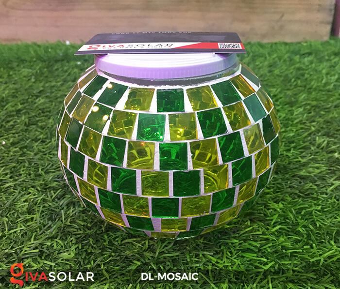 Đèn trang trí năng lượng mặt trời MOSAIC 10