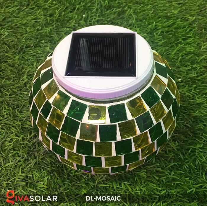 Đèn trang trí năng lượng mặt trời MOSAIC 11