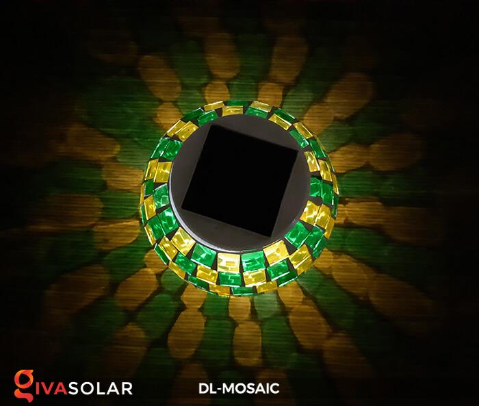 Đèn trang trí năng lượng mặt trời MOSAIC 2
