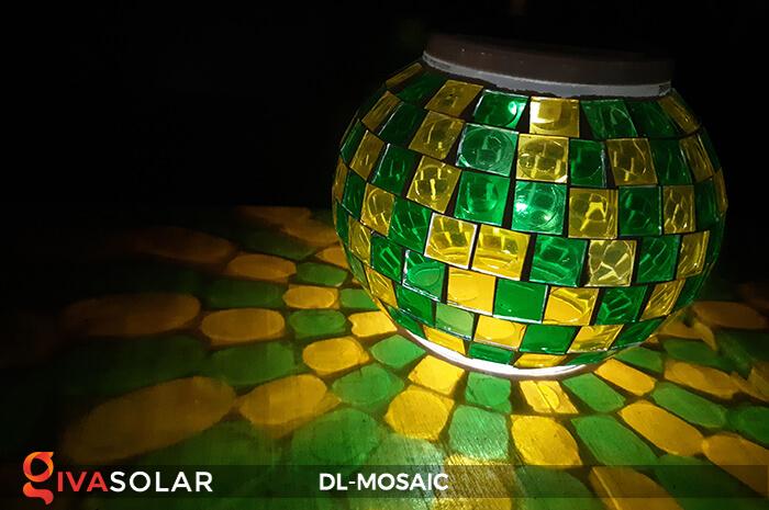 Đèn trang trí năng lượng mặt trời MOSAIC 5