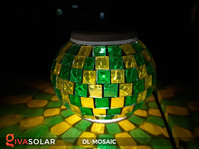Đèn trang trí năng lượng mặt trời MOSAIC 6