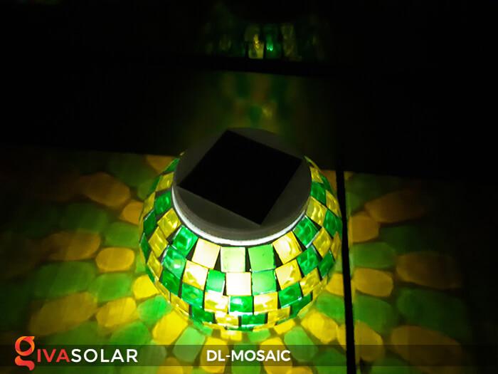 Đèn trang trí năng lượng mặt trời MOSAIC 7