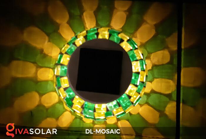Đèn trang trí năng lượng mặt trời MOSAIC 8