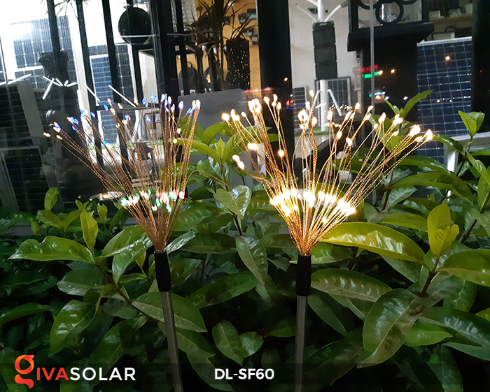 Đèn trang trí năng lượng mặt trời pháo hoa DL-SF60 13