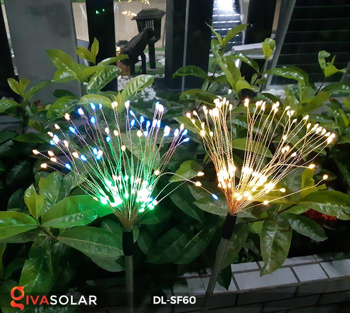 Đèn trang trí năng lượng mặt trời pháo hoa DL-SF60 14