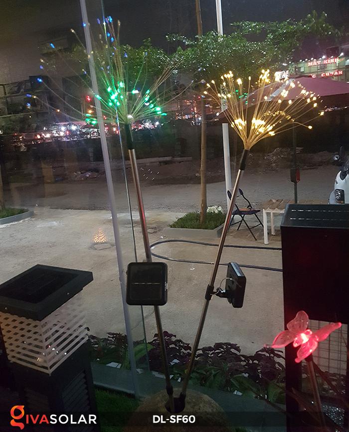 Đèn trang trí năng lượng mặt trời pháo hoa DL-SF60 15