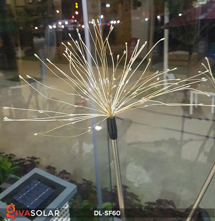 Đèn trang trí năng lượng mặt trời pháo hoa DL-SF60 5