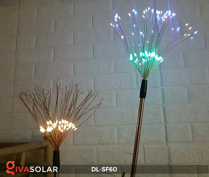 Đèn trang trí năng lượng mặt trời pháo hoa DL-SF60 6