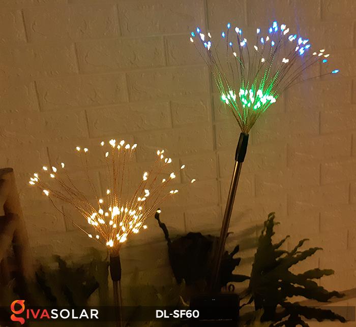 Đèn trang trí năng lượng mặt trời pháo hoa DL-SF60 7