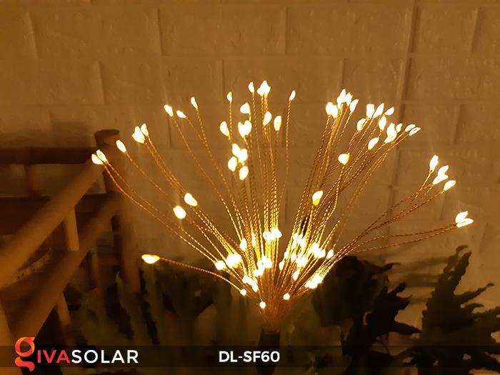 Đèn trang trí năng lượng mặt trời pháo hoa DL-SF60 9