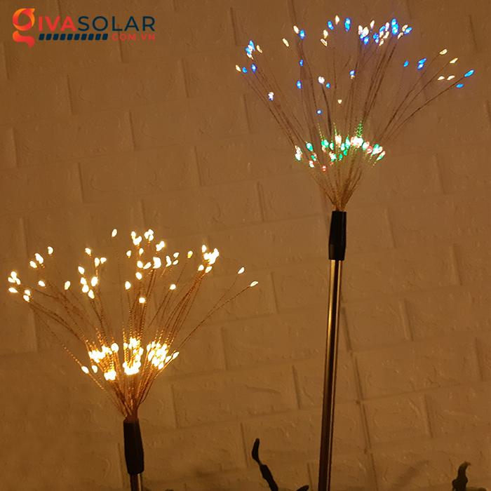 Đèn trang trí năng lượng mặt trời pháo hoa DL-SF60