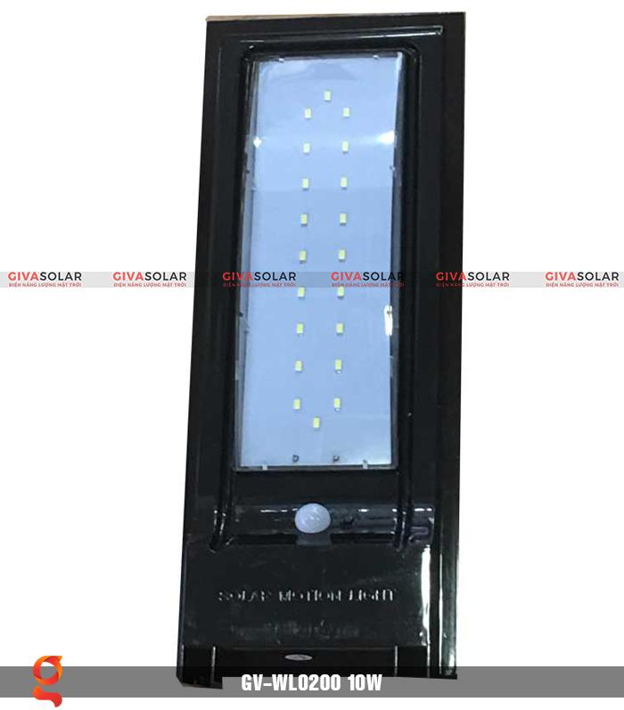 Đèn treo tường dùng năng lượng mặt trời WL0200 10