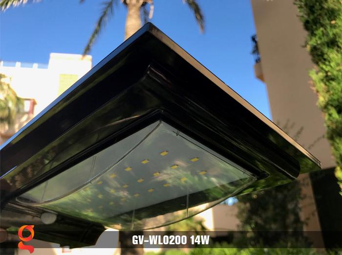 Đèn treo tường dùng năng lượng mặt trời WL0200 13