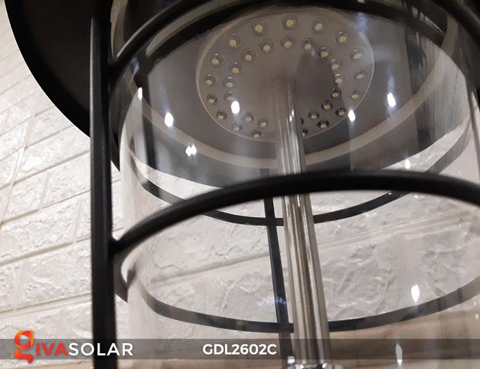 Đèn trụ năng lượng mặt trời GDL2602C 10