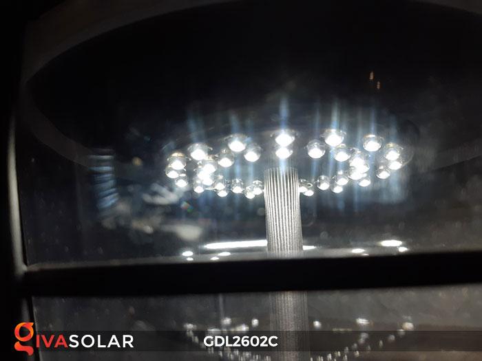 Đèn trụ năng lượng mặt trời GDL2602C 11