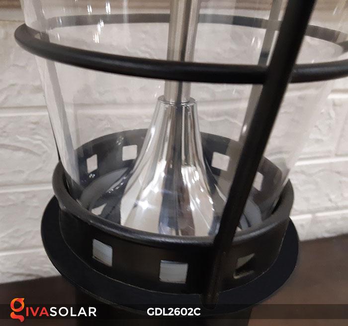 Đèn trụ năng lượng mặt trời GDL2602C 12